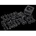 Fonte de alimentação AX1200i Digital ATX — PSU totalmente modular de 1200 Watts com certificação 80 PLUS® Platinum